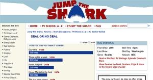 jump the shark?