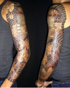 John Mayer\'s sleeve